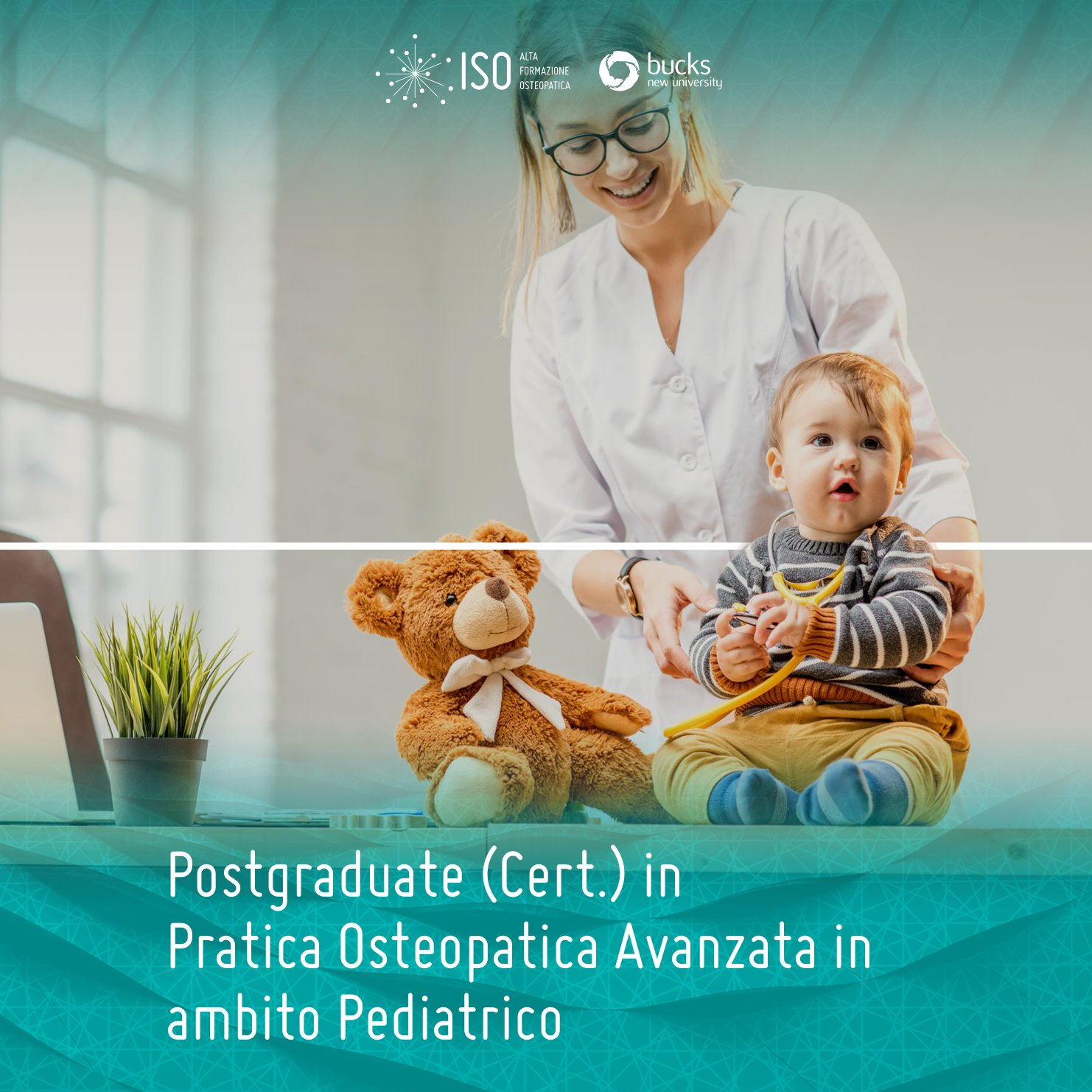 Postgraduate ISO in Pratica Osteopatica Avanzata in ambito Pediatrico