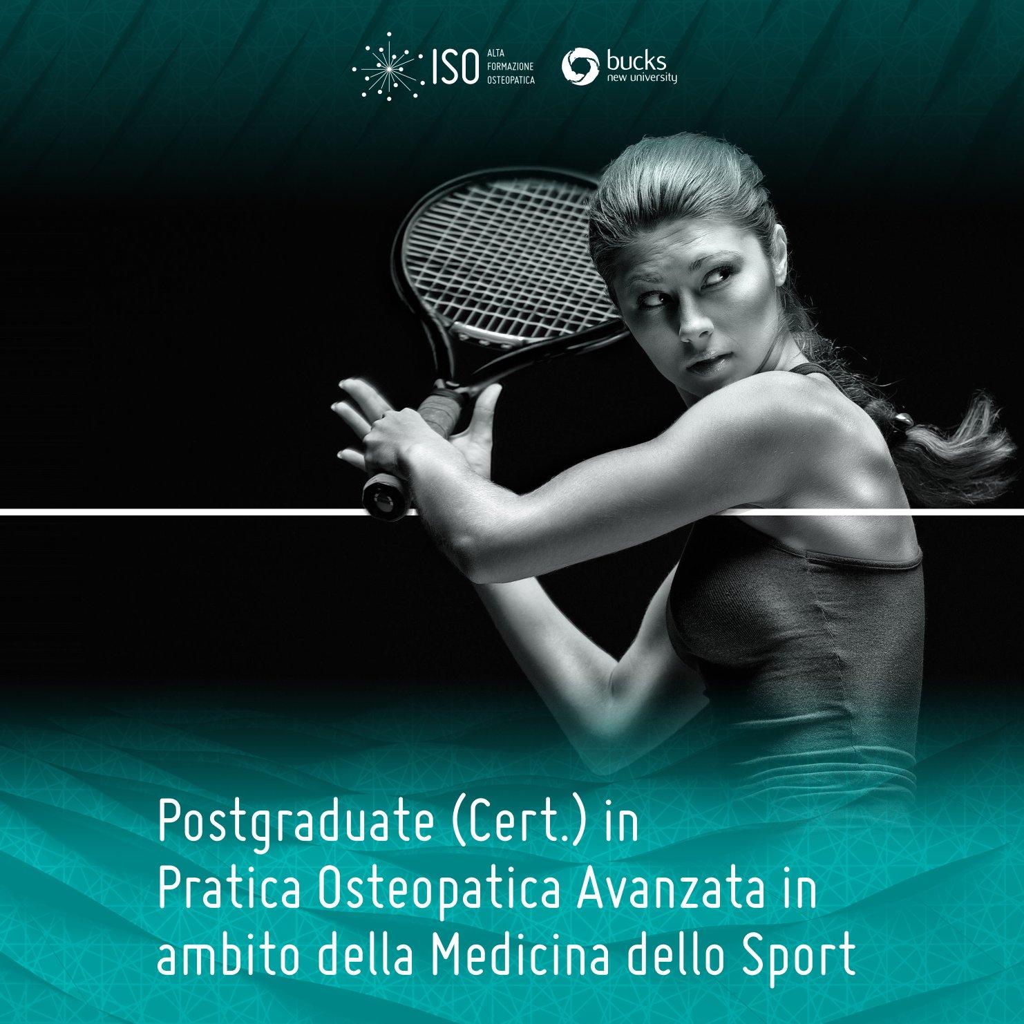Postgraduate ISO in Pratica Osteopatica Avanzata in Medicina dello Sport
